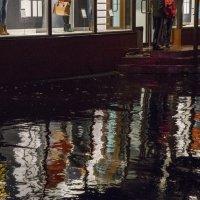 Дождь... :: Людмила Синицына