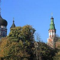 Свято-Пантелеймоновский женский монастырь :: Виктор Марченко