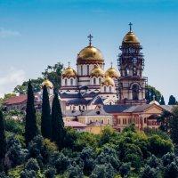 Ново-Афонский монастырь :: Андрей Гриничев
