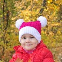 Осенний букет :: Валерия Смирных