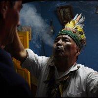 Эквадорский шаман. :: Алексей Бушов