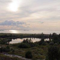 Небо, море и есть ещё суша :: Александр Рябчиков