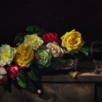Розы и вино :: Светлана Л.