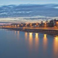 Зеленоградск Перед рассветом. :: Павел Дунюшкин