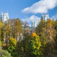 замок практически дракулы :: Екатерина Рябцева