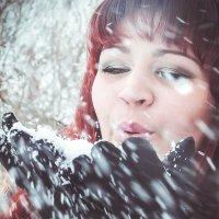 Снежное счастье :: Маргарита Б.