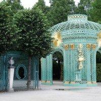 Сетчатый павильон в дворце Сан-Суси :: Елена Павлова (Смолова)