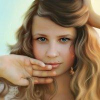 Портрет девушки :: Татьяна