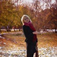 Первый снег :: Евгения Чернова