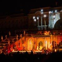 Праздник фонтанов в Петергофе - 2014г. :: Олег