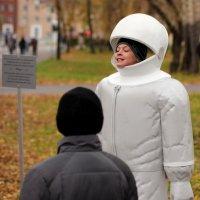 Скоро в космос :: Дмитрий Арсеньев