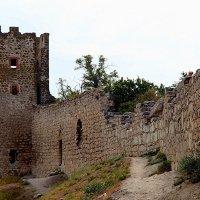 Древняя крепость :: Ирина Фирсова