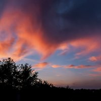 ...закат...панорама... :: Андрей Гр