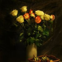 Букет на день рождения :: Марат Валеев