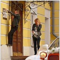 Когда женихи лезут на стену :: Кай-8 (Ярослав) Забелин