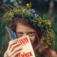 Катино лето :: Galina Zabruskova