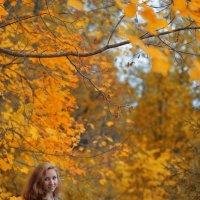 Осенняя фотография :: Женя Рыжов