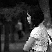 Китаяночка. :: Валерия  Полещикова