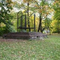 В старом парке. :: Александр Лейкум