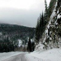На Усинском тракте. Зима 2013 года :: Ольга Иргит