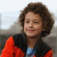 Фото незнакомого мальчишки :: Танкист .