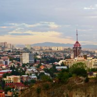 Район Тбилиси :: Наталья Джикидзе (Берёзина)