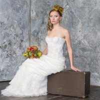 Невеста-осень! :: Катерина