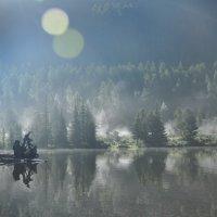 Мультинское озеро :: Вячеслав Спиридонов