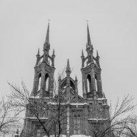 Католический храм, Самара :: Анастасия Бывших