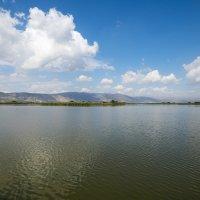 Озеро Хула в Израиле :: Александр Деревяшкин