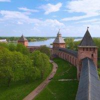 Весна в Великом Новгороде :: Денис Кузнецов
