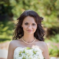 невеста :: Евгения Персидская