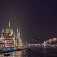 Волшебный Будапешт :: Александра Зеро