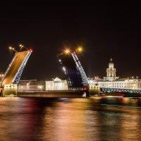 Дворцовый мост :: Артем Василич