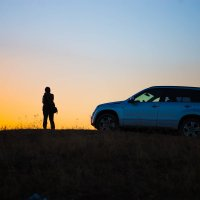 ...запечатлеть закат :: Андрей Кулаков