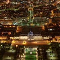 Ночной Париж. :: Ростислав Бычков