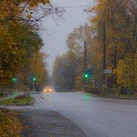 Осеннее ненастье :: Aнна Зарубина