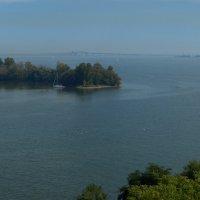 Залив оз. Онтарио у г. Гаильтон (фото 2) :: Юрий Поляков