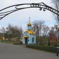 В парке Алюминщиков. :: Нина северянка