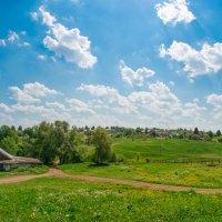 Домик в деревне :: Валентин Абрамов