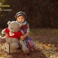 Детская фотосессия :: Ольга Шмакова