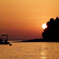 Закат (остров Vir) :: DiBuxxx .