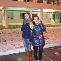 я и моя подруга :: Татьяна Кузова