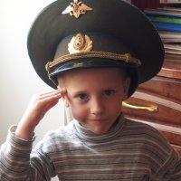 Служу России :: Сергей Михальченко