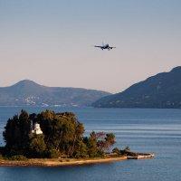 Plane spotting on Corfu :: Татьяна Черных
