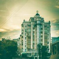 Новый элитный дом :: Михаил Сотников