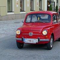 Ретро Фиат 600 D Coupe :: Евгений Кривошеев