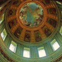 купол собора Дома Инвалидов :: Александр Корчемный