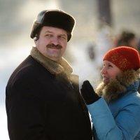 мороз :: Дмитрий Часовитин