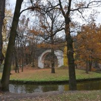 Русалкины ворота. :: Oleg4618 Шутченко